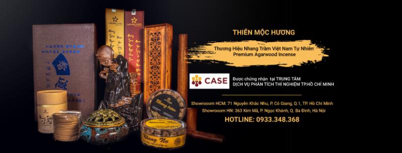 Nhang Trầm Hương - Thiên Mộc Hương