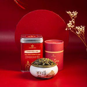 Trà trầm hương
